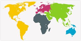 Kıta seçerek detaylı yurtdışı tahminlerini öğrenebilirsiniz