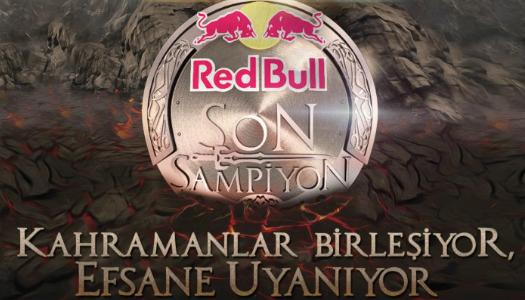 Dota 2 - Red Bull Son Şampiyon Turnuvası