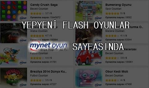 16.04.2015 Yeni Flash Oyunlar